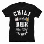 Chili Cookoff Funny T Shirt Chili And Beer T Shirt Gmc_created Uncategorized T Shirt