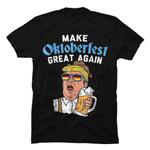 Make Oktoberfest Great Again Shirt Funny Trump Beer Mug T Shirt gmc_created Uncategorized T Shirt