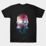 We are the Guardians T-Shirt Drax the Destroyer Gamora Guardians of the Galaxy Marvel Comics Peter Quill Rocket Raccoon Star-Lord Superhero T Shirt