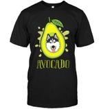 Avocado Husky T Shirts bestfunnystore.com T Shirt