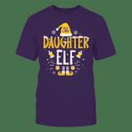 LSU Tigers - Christmas - Daughter Elf - Team LSU Tigers T Shirt