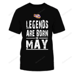 Legends 5 LSU LSU Tigers T Shirt