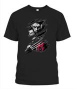 LOGAN Red Sox MLB Boston Red Sox T Shirt