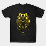 Bumblebee T-Shirt Bumblebee Cartoon Transformers TV T Shirt