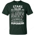 Dallas Stars You're My Favorite Super Hero T Shirts bestfunnystore.com T Shirt