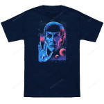 Continuing The Legacy T-Shirt movie Spock Star Trek TV Vulcan salute T Shirt