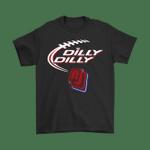 Bud Light: Dilly Dilly! Oklahoma Sooners Neon Light Shirts Bud Light Dilly Dilly football NCAA NFL Oklahoma Sooners T Shirt