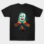 We Are All Clowns T-Shirt Batman villain DC Comics Joker movie Supervillain T Shirt