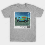 Good Dog, Mad Ghost T-Shirt Cartoon Good Kid M.A.A.D City Kendrick Lamar Mashup Mystery Machine Parody Scooby-Doo TV T Shirt