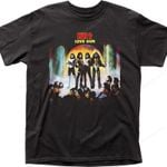 Love Gun KISS T-Shirt band KISS BAND T-SHIRTS music singer T Shirt