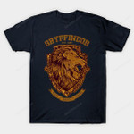 Gryffindor T-Shirt gryffindor Harry Potter movie T Shirt