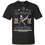 Ultimate Fighter Cloud T-Shirt gaming T Shirt
