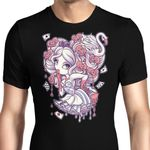 Painting the Roses Red Graphic Arts T Shirt