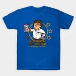Vault Russian Scientist T-Shirt Alexei Fallout Parody Slurpee Stranger Things TV Vault Boy T Shirt