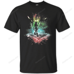 Key to the Heart T-Shirt gaming T Shirt