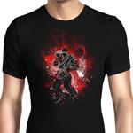 Ryu Art Graphic Arts T Shirt
