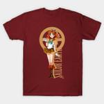 Sailor Earth? T-Shirt Anime Manga Naru Osaka Sailor Moon T Shirt