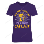 LSU Tigers - You Can't Scare Me LSU Tigers T Shirt