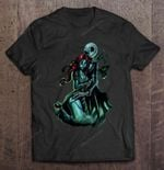 Jack Skellington And Sexy Sally NIGHT BEFORE CHRISTMAS T Shirt