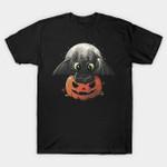 Spooky Dragon T-Shirt Dragon Halloween How to train your dragon movie Night Fury Toothless T Shirt