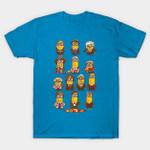 Little Who Parody Minions T-Shirt Minions T-Shirts T Shirt