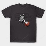 An offer he can't refuse T-Shirt DAndamp;D Dungeons Andamp; Dragons Parody The Godfather unicorn T Shirt