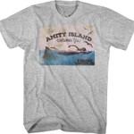 Amity Island Jaws T-Shirt JAWS T-SHIRTS T Shirt