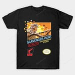 Scavenger Hunt T-Shirt movie NES Nintendo Parody Rey Star Wars The Force Awakens Video Game T Shirt