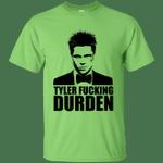 Tyler Fucking Durden T-Shirt movie T Shirt
