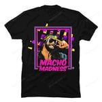 WWE Macho Madness T Shirt gmc_created WWE Shirts T Shirt