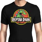 Reptar Park Graphic Arts T Shirt