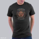 Air Bending University T-Shirt Avatar: The Last Airbender Cartoon Parody TV university T Shirt