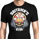 Saitama's Gym Graphic Arts T Shirt