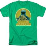 Cookie Monster T-Shirt 80S TV T Shirt