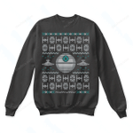 Imperial Army Star Wars Ugly Sweater Christmas Death Star Holiday Star Wars Ugly Sweater T Shirt