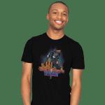 Zillacon T-Shirt Cartoon Japanese Transformers Trypticon TV T Shirt