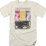 A Shot In The Dark Pink Panther T-Shirt 80S CARTOON T Shirt