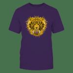 LSU Tigers - Color Drop Tiger Football - IF78-IC78-DS27 LSU Tigers T Shirt