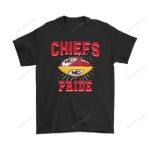Chiefs Pride Proud Of Kansas City Chiefs Football Shirts football Kansas City Chiefs NFL Pride T Shirt