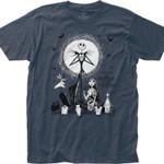 Jack and Sally Nightmare Before Christmas T-Shirt CHRISTMAS SHIRTS 80 T Shirt