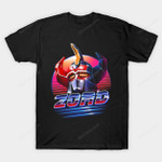Rad Zord T-Shirt Megazord Mighty Morphin Power Rangers Power Rangers TV T Shirt