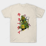 Brothers T-Shirt Cartoon Japanese Teenage Mutant Ninja Turtles TMNT TV T Shirt