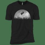 Doctor Who Tardis Pillow T-Shirt 2019T03 T Shirt