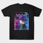 Mob Psycho T-Shirt Anime Manga Mob Psycho 100 T Shirt