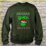 Grinch Ugly Christmas Sweater Grinch T Shirt