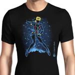 The Bizarre Giorno Graphic Arts T Shirt