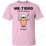 Mr T1000 T-Shirt movie T Shirt