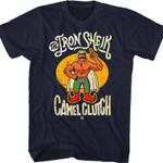 Camel Clutch Iron Sheik T-Shirt WWE T-SHIRTS T Shirt