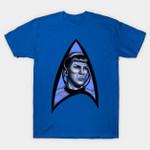 Vintage Spock (Aqua Variant) T-Shirt movie Spock Star Trek TV T Shirt