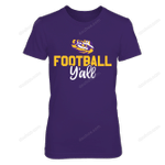 LSU Tigers Football Y'all T-Shirt | Tank LSU Tigers T Shirt